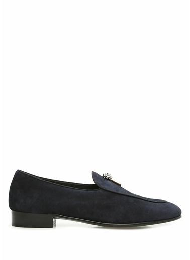 Giuseppe Zanotti Ayakkabı Lacivert